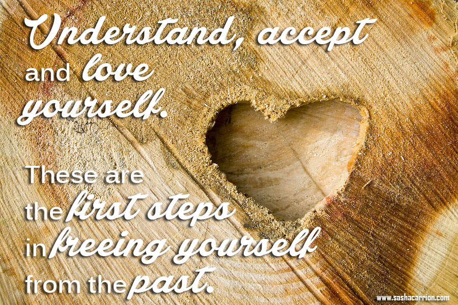 Affirmation: Free Yourself Of The Past