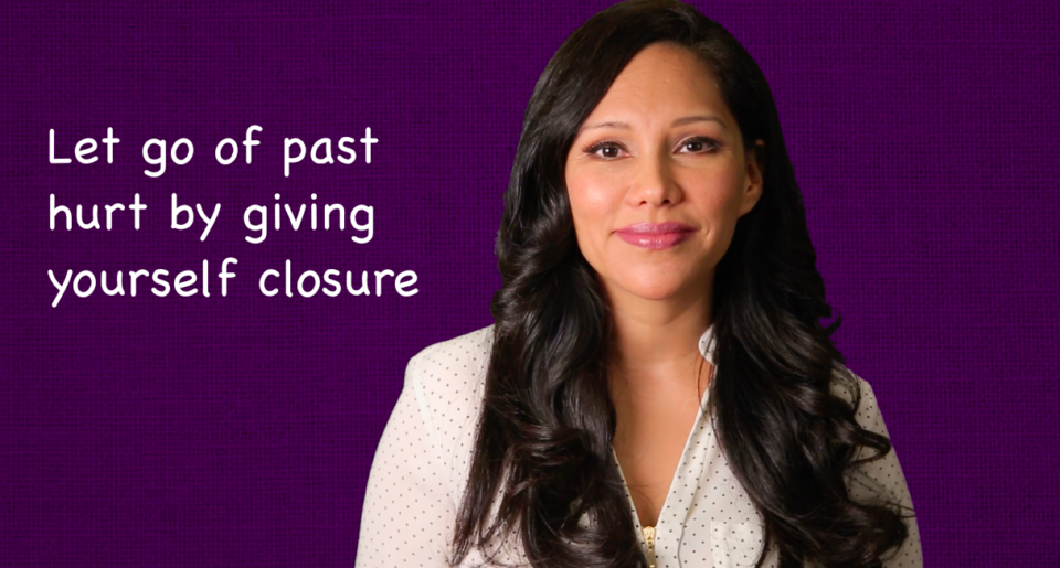 Let go of past trauma - Get closure