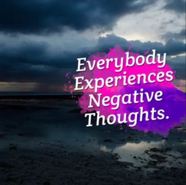 On Overcoming Negative Thoughts. Negative thoughts are common experiences for all human beings.