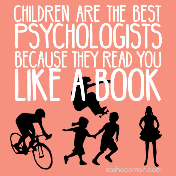 Children are the Best Therapy