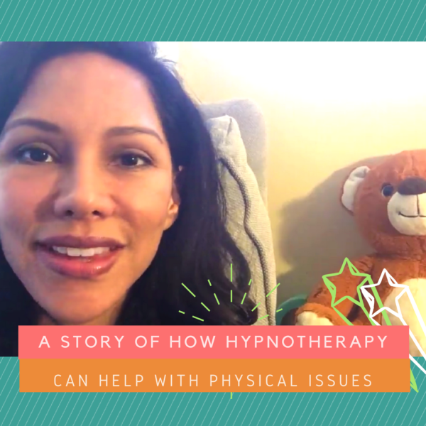 A Story of How Hypnotherapy Can Help with Physical Issues