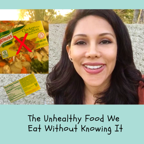 The Unhealthy Food We Eat Without Knowing It