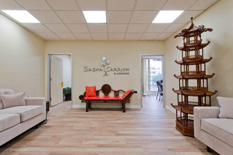 Sasha Carrion Office