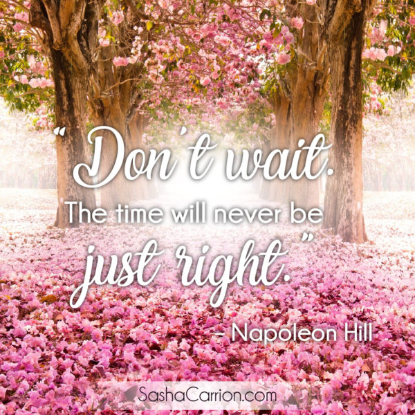 Make the Right Time