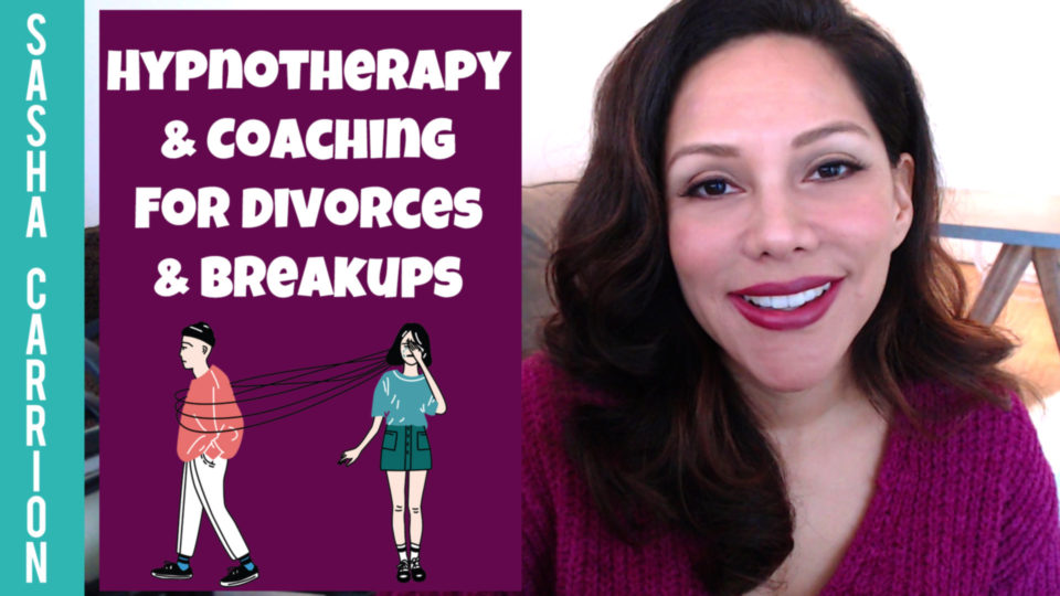 Hypnotherapy and Coaching For Divorces and Breakups