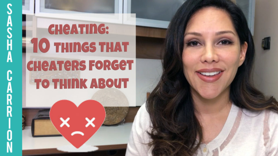 Cheating: 10 Things That Cheaters Forget To Think About